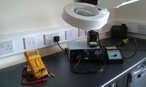 Our Computer Repair Workshop in Harleston Norfolk