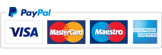Card Payments accepted via Paypal